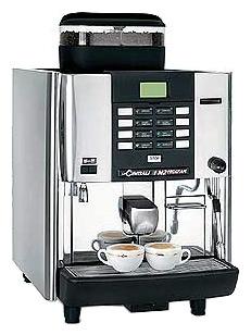 la cimbali m2 program milkps cappuccino kaffeemaschine. Black Bedroom Furniture Sets. Home Design Ideas