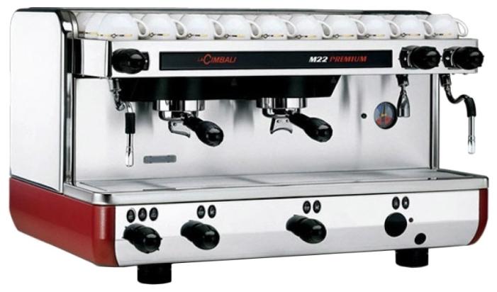 la cimbali m22 premium c2 kaffeemaschine technische daten. Black Bedroom Furniture Sets. Home Design Ideas