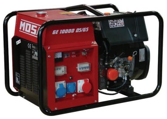 Mosa ge 10000 ds gs elektrischer generator technische for Mosa ge 3000